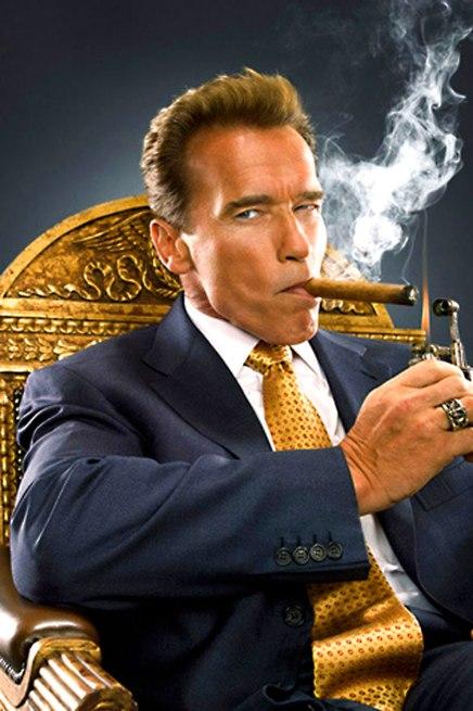 Schwarzenegger-Governator