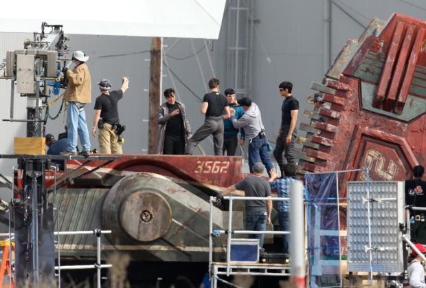 Spock's Star Trek Fight Scene