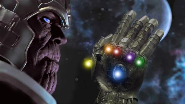 Thanos Infinite Gauntlet